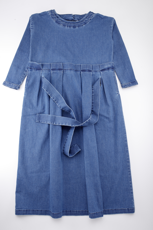 Denim Oversize Dress